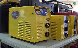 Инверторный сварочный аппарат Gysmi E200 PFC