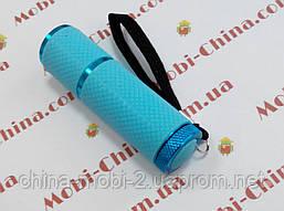 Ультрафиолетовый LED фонарик для сушки гель   лака UF ФОНАРИК new, фото 2