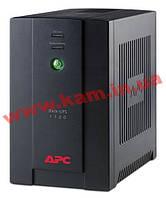 ИБП APC Back-UPS 1100VA, 230V, AVR, Schuko Sockets, CIS (BX1100CI-RS)