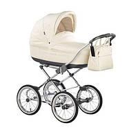 Детская коляска 2 в 1 Roan Marita Prestige S 151 хром 14