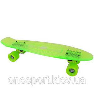 Скейтборд BUFFY STAR/Зелений Tempish 1060000761/GREEN + сертификат на 50 грн в подарок (код 110-325745)
