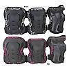 Захист роликових ковз. FID 3 пар. рожев/XL TEMPISH 1020000713/pink/XL (код 110-348677)