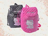 Детский рюкзак Hello Kitty в горошек         48062