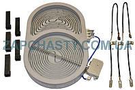 Электроконфорка (стеклокерамика) Whirlpool 481231018896 d=165mm 1000/1800W
