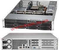 Серверная платформа SUPERMICRO SuperServer 5027R-WRF (SYS-5027R-WRF)