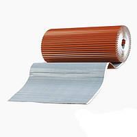 Лента для обработки примыкания Alu Plus 300х5000мм, цвет коричневый Wabis Польша