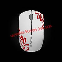 Мышь Rapoo 3300р, белая (3300p white)