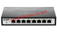 Коммутатор D-Link DGS-1100-08 8port Gigabit (DGS-1100-08)