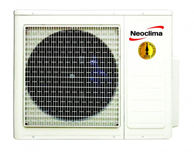 Наружный блок мультисплит-системы Neoclima NU-4M36AFIe