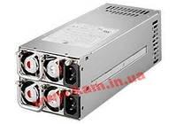 2U Двойной блок питания EMACS 400Вт (2х400Вт, R2Z-6400P-R) с резервированием (1+1), (R2Z-6400P/EPS)
