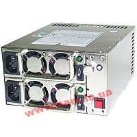 PS/ 2 Блок питания EMACS 300Вт (2х300Вт, MRT-6300P-R) с резервированием (1+1), ATX12V, А (MRT-6300P)