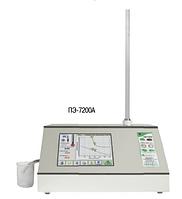 Анализатор температуры помутнения, застывания и кристализации ПЭ-7200А