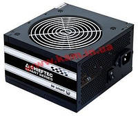 Блок питания Chieftec RETAIL Smart GPS-500A8, 12cm fan, a/ PFC, 24+4, 2xPeripheral, 1xFD (GPS-500A8)