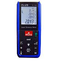 FLUS FL-100 Лазерний далекомір/рулетка (100 метрів)