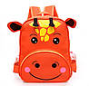 Детский рюкзак Веселые зверята, фото 6