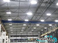 Промышленное освещение. LED освещение помещений. Светодиодное освещение зданий и сооружений, фото 1