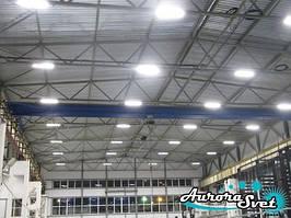 Промышленное освещение. LED освещение помещений. Светодиодное освещение зданий и сооружений