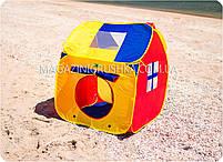 Палатка детская игровая «Домик» M 3006, фото 2