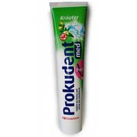 Зубная паста Rossmann Prokudent Med - Лечебная зубная паста 125 мл.Германия