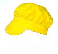 Кепка для малыша 44, жолтый