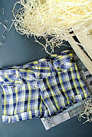 Клетчатые женские шорты, p.xl