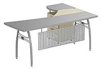 Стол 1,83 М470 АртМобил клен/серый