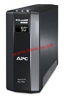 ИБП APC Back-UPS Pro 900VA, AVR, 230V, CIS (BR900G-RS)