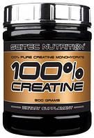 Креатин 100% Creatine monohydrate Scitec Nutrition (500 грамм)