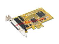 Плата расширения 2хRS 232 и одним портом LPT(IEEE1284) с интерфейсом PCI Express Х1 (MIO5479AL)