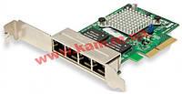 Cетевая карта Supermicro AOC-SGP-I4 4-портовая Gigabit Ethernet (чип Intel i350)