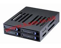"""Корзина для дисков JJ JJ-1040SS SATA+SAS 4x2,5""""HDD RoHS (JJ-104 (JJ-1040SS  SATA+SAS 4x2,5""""HDD RoHS)"""