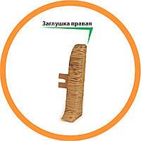 09 Закінчення праве дуб дошка ZP (LM55)