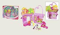 """Домик магазин для пони """"My little pony"""" 737 (цвет уточняйте)"""
