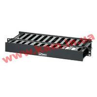 Гребенка для разводки кабелей 2U двусторонняя (WMP1E)