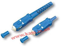Коннектор оптический SC типа Multimode, 3.0 mm, керамика, Panduit. (FSCM1RD)
