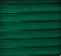 Сотовый поликарбонат POLYGAL 6 мм зелёный, красный
