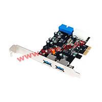Контроллер STLab USB 3.0 4 канала (2вн.+2внутр.) NEC PCI-E (U-780)