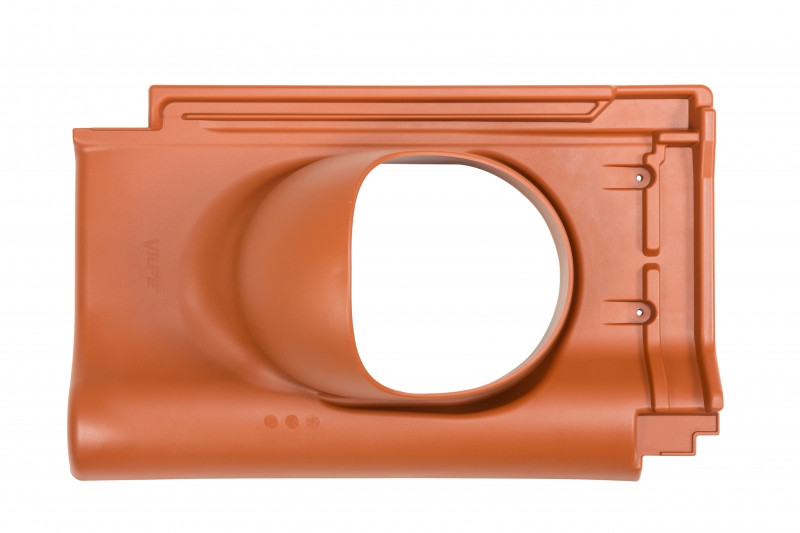 Проходной элемент для керамической кровли PIEMONTE (РТ 60) Vilpe