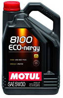 MOTUL 8100 Eco-nergy 5W-30 4л моторное масло