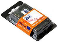 Оперативная память Goodram 8Gb DDR3 1600MHz sodimm GR1600S364L11/8G GOODRAM (GR1600S364L11/8G)