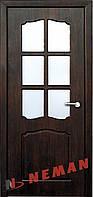 Дверь межкомнатная остекленная Классик