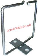 Hypernet Менеджмент кабеля металлическое кольцо 40*40 мм левая фиксация (CMR-40-40-S)