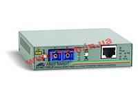 Оптоволоконный медиаконвертер Fast Ethernet Allied Telesis AT-MC103LH-60