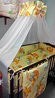Детский постельный комплект белья в кроватку, фото 1