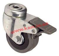 Ролик для напольных шкафов, грузоподъемность 100 кг 1шт. (DP-KO-H1)
