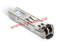 Модуль Cisco 1000BASE-SX SFP transceiver module MMF 850nm DOM (GLC-SX-MMD=)