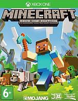 Игра Minecraft (Xbox One, русская версия)