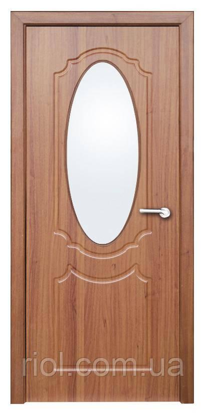 Дверь межкомнатная остекленная Зеркало