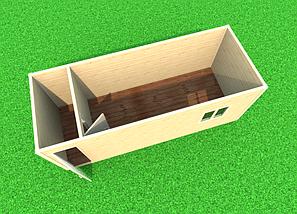 Изготовление дачных домиков, фото 3