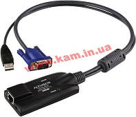 Кабель-адаптер, з RJ-45 на KVM USB (KA7570)